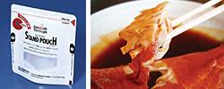 電子レンジで簡単に加熱調理、包材メーカーの技術開発