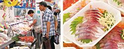 """""""内地""""に海産魚を売り込め"""