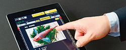 鮮魚流通の「Amazon.com」へ、IT技術で24時間体制の受注