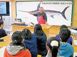 漁師さんのリアリティーある経験談はコンテンツで表しきれない強みだ