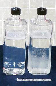 市販のコラーゲンの約2倍の保水効果がある