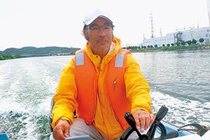 シジミ研究の第一人者・中村所長に聞いた