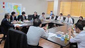 ワーキンググループが輸出対策について検討