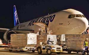 アジア翌日配送を支えるANA cargo