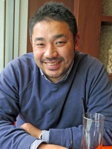 「大きな活動は、日本と同じコメを主食とする東南アジアへのふりかけの支援」と語る松江代表理事。