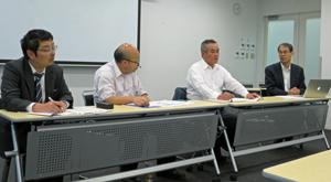 資源、漁業、流通加工の各分野から活発な意見が交わされた