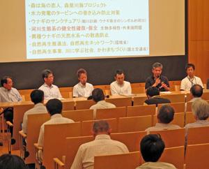発表者らが参加して総合討論が行われた