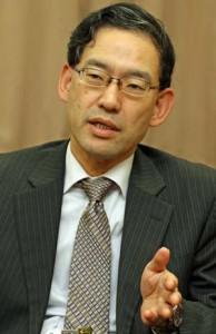 「小型枠死守しかない」と訴える太田審議官