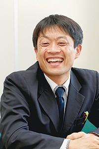 仕掛け人として奔走した福井前副市長