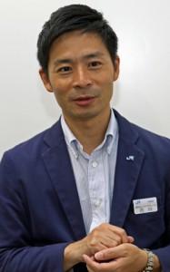 技術革新でビジネスになり地域活性化にもつながると語る石川プロデューサー