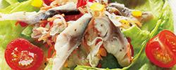 """野菜とコラボで""""洋風""""魚惣菜"""